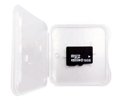 Memoria Micro SD rápida de 64GB